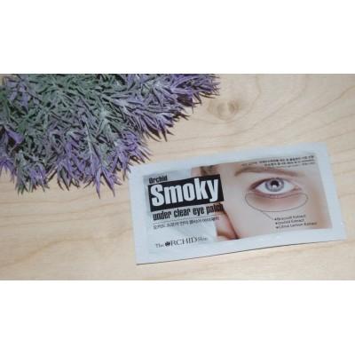 THE ORCHID SKIN Патчи для кожи вокруг глаз Осветление/Увлажнение/Питание Smoky Under Clear Eye Patch