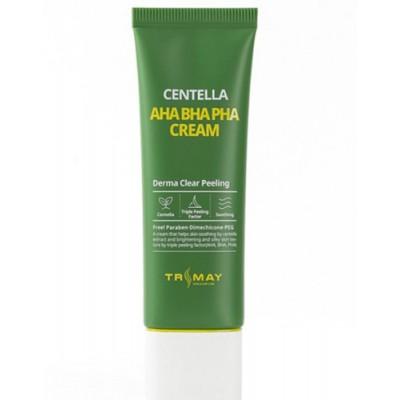 TRIMAY Крем для проблемной кожи лица AHA BHA PHA Centella Cream